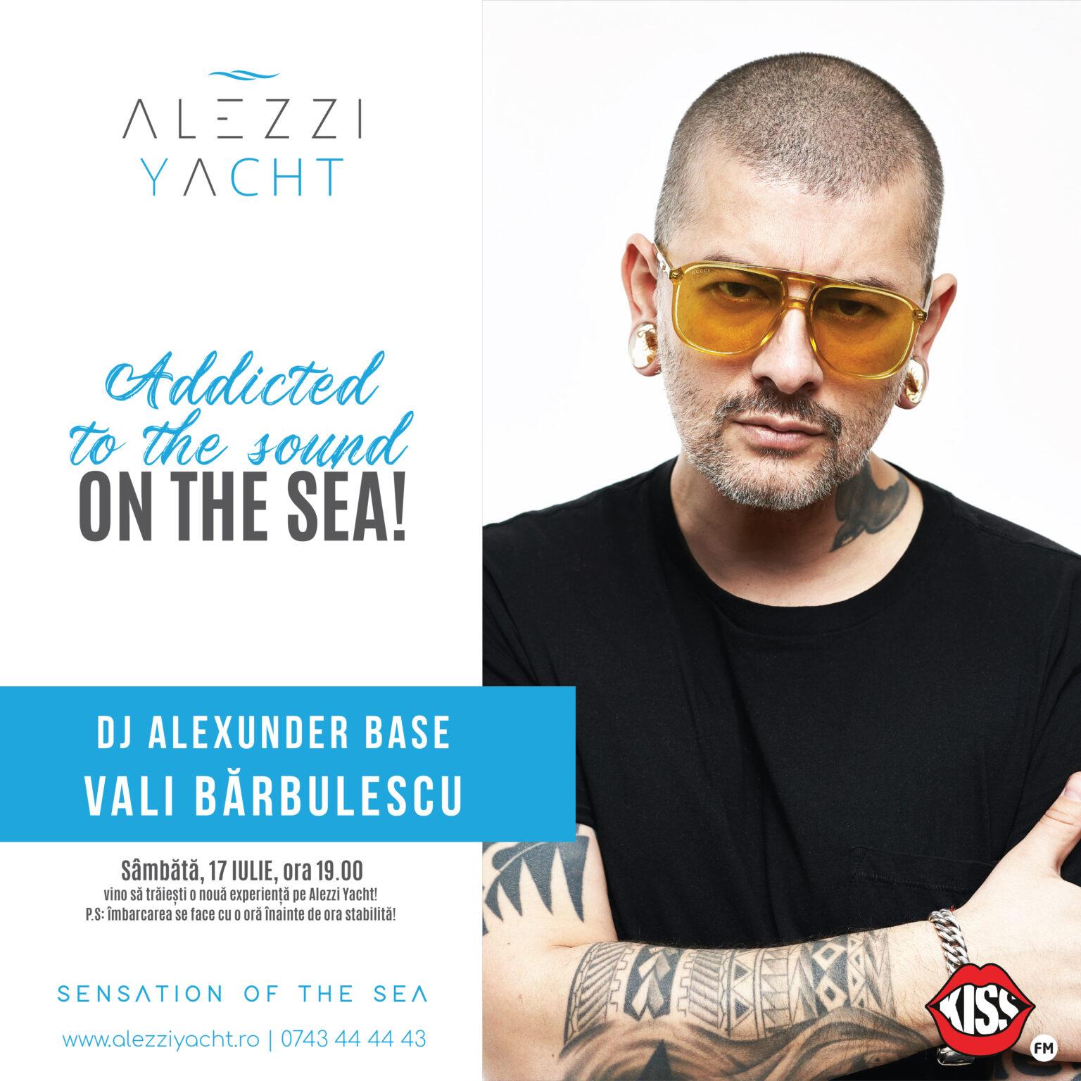 Vali Barbulescu Alezzi Yacht